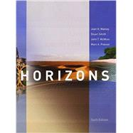 Bundle: Horizons, 6th + iLrn? Heinle Learning Center Printed Access Card, 6th by Manley/Smith/McMinn/Pr�vost, 9781305136199
