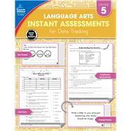 Instant Assessments for Data Tracking, Grade 5 by Smith, Redeana Davis, 9781483836201