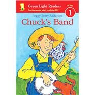 Chuck's Band by Anderson, Peggy Perry, 9780544926202