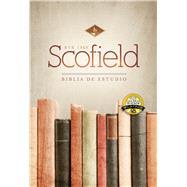 RVR 1960 Biblia de Estudio Scofield, tapa dura con índice by Unknown, 9781433636202