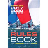 The Rules Book Complete 2017-2020 Rules by Willis, Bryan, 9781472936202