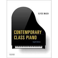 Contemporary Class Piano by Mach, Elyse, 9780199326204