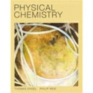 Physical Chemistry Plus Mastering Chemistry with eText -- Access Card Package by Engel, Thomas; Reid, Philip, 9780321766205
