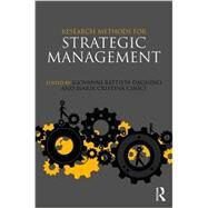 Research Methods for Strategic Management by Dagnino; Giovanni Battista, 9780415506205