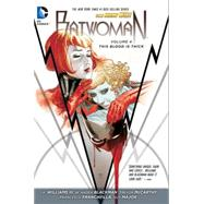 Batwoman Vol. 4: This Blood is Thick (The New 52) by WILLIAMS, JHBLACKMAN, W. HADEN, 9781401246211