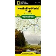 Northville-placid Trail by National Geographic Maps; Trails Illustrated, 9781597756211
