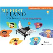 My First Piano Adventure by Faber, Nancy, 9781616776213