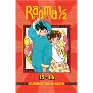 Ranma 1/2 (2-in-1 Edition), Vol. 8 Includes Volumes 15 & 16 by Takahashi, Rumiko, 9781421566214