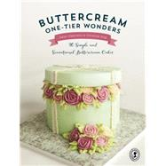 Buttercream One-Tier Wonders by Valeriano, Valeri; Ong, Christina, 9781446306215