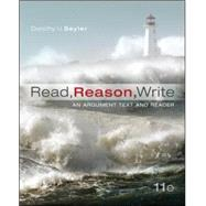 Read, Reason, Write by Seyler, Dorothy, 9780078036217
