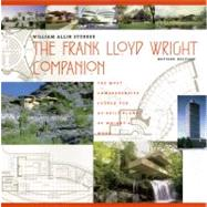 The Frank Lloyd Wright Companion by Storrer, William Allin, 9780226776217
