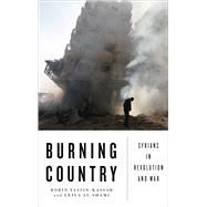 Burning Country by Yassin-kassab, Robin; Al-shami, Leila, 9780745336220