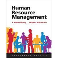 MyManagementLab with Pearson eText -- Access Card -- for Human Resource Management by Mondy, R. Wayne Dean; Martocchio, Joseph J., 9780133866223