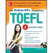 McGraw-Hill Education TOEFL iBT with 3 Practice Tests and DVD-ROM by Collins, Tim, 9780071796224