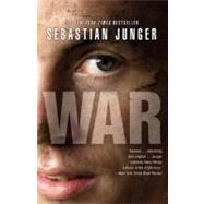 WAR by Junger, Sebastian; ; ; ;, 9780446556224
