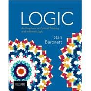 Logic by Baronett, Stan, 9780190266226
