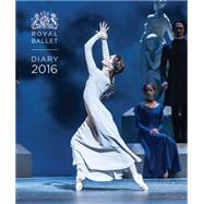 Royal Ballet Diary 2016 by Royal Opera House, 9780711236226