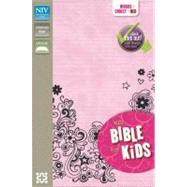 Bible for Kids: New International Version, Pink, Italian Duo-tone, Red-letter Edition by Zondervan Publishing House, 9780310726227