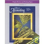 Glencoe Accounting: Concepts Procedures and Applications First Year Course Chapters 1 to 15    Working Papers by Guerrieri, Donald J., 9780028036229
