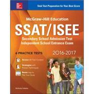 Mcgraw-hill Education Ssat/Isee 2016-2017 by Falletta, Nicholas, 9781259586231