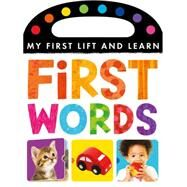First Words by Tiger Tales, 9781589256231