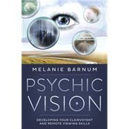 Psychic Vision by Barnum, Melanie, 9780738746234