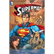 Superman Vol. 4: Psi-War (The New 52) by LOBDELL, SCOTTROCAFORT, KENNETH, 9781401246235