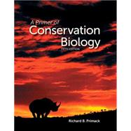 A Primer of Conservation Biology by Primack, Richard B., 9780878936236