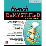 French Demystified, Premium 3rd Edition by Heminway, Annie, 9781259836237