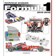Formula 1 2014-2015 by Piola, Giorgio, 9788879116237