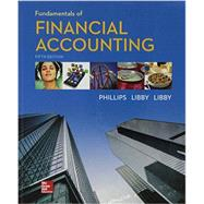 Fundamentals of Financial Accounting with Connect by Phillips, Fred, 9781259636240
