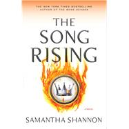 The Song Rising by Shannon, Samantha, 9781632866240