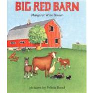 Big Red Barn by BROWN, 9780694006243