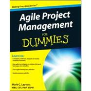 Agile Project Management For Dummies by Layton, Mark C., 9781118026243