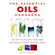 Essential Oils Handbook by Harding, Jennie, 9781844836246