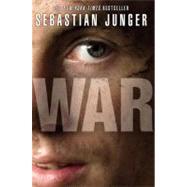 WAR by Junger, Sebastian, 9780446556248