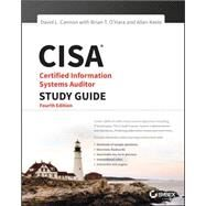 CISA + Website by Cannon, David L.; O'hara, Brian T. (CON); Keele, Allen (CON), 9781119056249