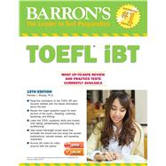 Barron's Toefl Ibt by Sharpe, Pamela J., Ph.D., 9781438076249