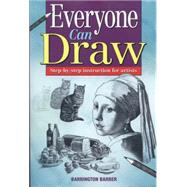 Everyone Can Draw by Barber, Barrington, 9781782126249