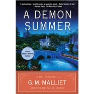 A Demon Summer A Max Tudor Mystery by Malliet, G. M., 9781250066251