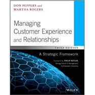 Managing Customer Experience and Relationships by Peppers, Don; Rogers, Martha, 9781119236252