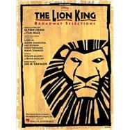 The Lion King by John, Elton, 9781423446255