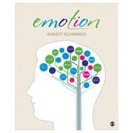 Emotion by Schirmer, Annett, 9781452226255