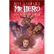 Neil Gaiman's Mr. Hero Complete Comics Vol. 2 by Vance, James; Slampyak, Ted; Gaiman, Neil, 9781629916255