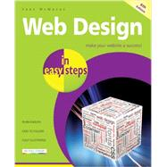 Web Design in Easy Steps by McManus, Sean, 9781840786255