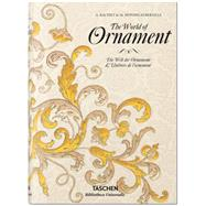 The World of Ornament by Batterham, David, 9783836556255