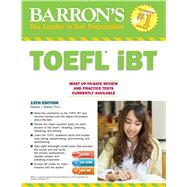 Barron's Toefl Ibt by Sharpe, Pamela J., Ph.D., 9781438076256