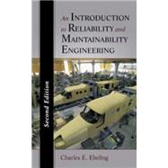 An Introduction to Reliability and Maintainability Engineering by Ebeling, Charles E., 9781577666257
