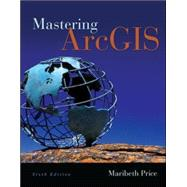 Mastering ArcGIS with Video Clips DVD-ROM by Price, Maribeth, 9780077826260