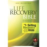 The Life Recovery Bible, Personal Size NLT by Arterburn, Stephen, 9781414316260